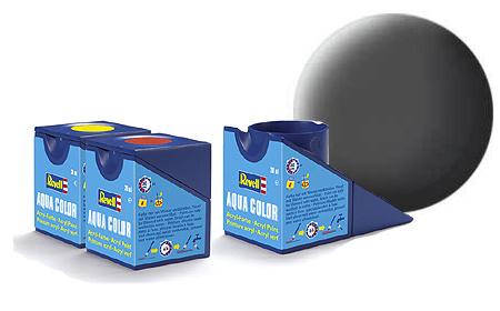 Revell Aqua Olive Grey Matt - 18ml - Revell - RV36166