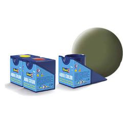 Aqua Dark Green Matt Raf - 18ml - Revell - RV36168