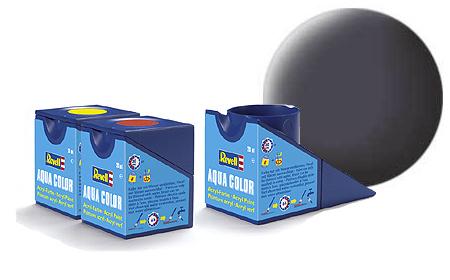 Revell Aqua Gunship-Grey Matt Usaf - 18ml - Revell - RV36174