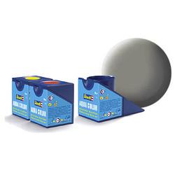 Aqua Stone Grey Matt - 18ml - Revell - RV36175