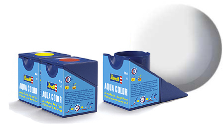 Revell Aqua Lightgrey Matt Usaf - 18ml - Revell - RV36176