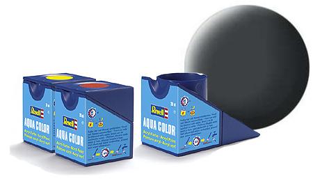Revell Aqua Dust Grey Matt - 18ml - Revell - RV36177