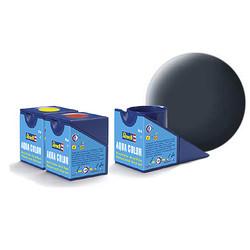 Aqua Greyish Blue Matt - 18ml - Revell - RV36179