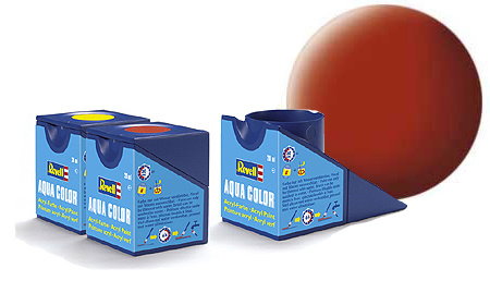 Revell Aqua Rust Matt - 18ml - Revell - RV36183