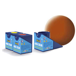 Aqua Brown Matt - 18ml - Revell - RV36185