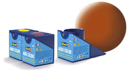 Revell Aqua Brown Matt - 18ml - Revell - RV36185