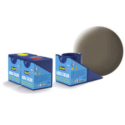 Aqua Olive Brown Matt - 18ml - Revell - RV36186