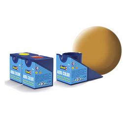 Aqua Ochre Brown Matt - 18ml - Revell - RV36188