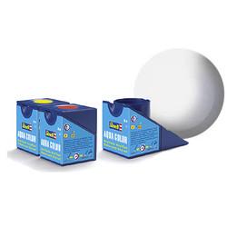 Aqua White Silk - 18ml - Revell - RV36301
