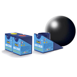 Aqua Black Silk - 18ml - Revell - RV36302