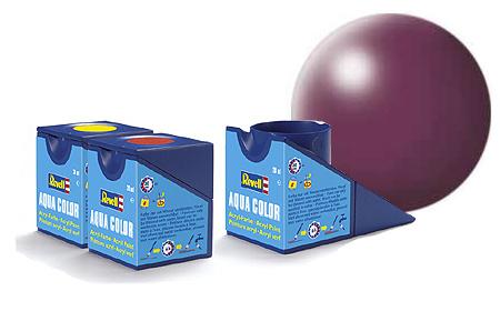 Revell Aqua Purple Red Silk - 18ml - Revell - RV36331