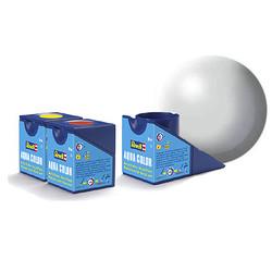 Aqua Light Grey Silk - 18ml - Revell - RV36371