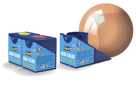 Revell Aqua Orange Clear - 18ml - Revell - RV36730