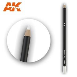 Watercolor Pencil White - AK-Interactive - AK-10004
