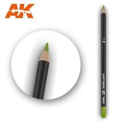 Watercolor Pencil Light Green - AK-Interactive - AK-10007