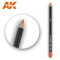 Watercolor Pencil Vivid Orange - AK-Interactive - AK-10015