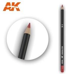 Watercolor Pencil Red Primer - AK-Interactive - AK-10020