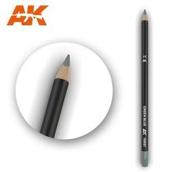 Watercolor Pencil Green Blue - AK-Interactive - AK-10021