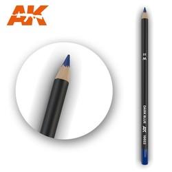 Watercolor Pencil Dark Blue - AK-Interactive - AK-10022
