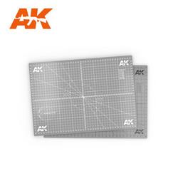 Cutting Mat A4 - AK-Interactive - AK-8209-A4