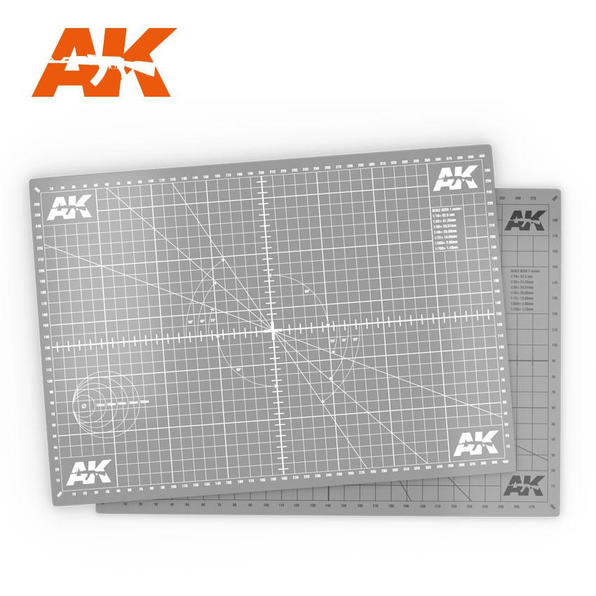 AK-Interactive Cutting Mat A3 - AK-Interactive - AK-8209-A3