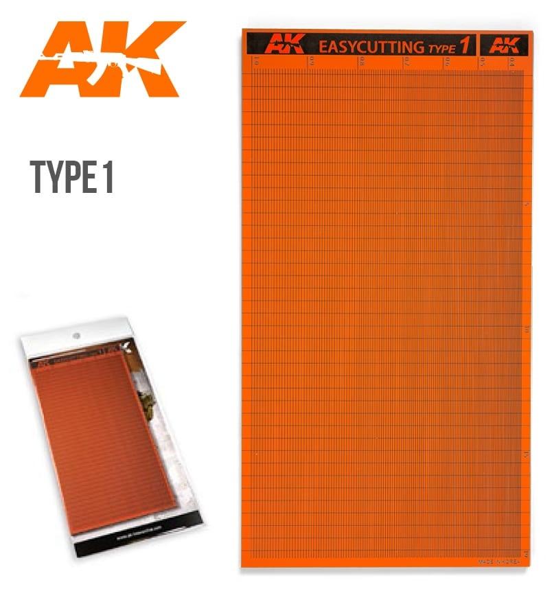 AK-Interactive Easycutting Board Type 1  - AK-Interactive - AK-8056