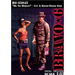 -Me So Horny!- - Scale 1/35 - Bravo 6 - B6-35042