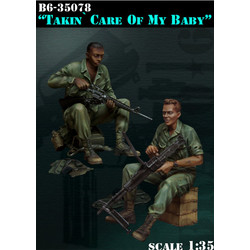 -Takin Care Of My Baby - Scale 1/35 - Bravo 6 - B6-35078