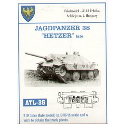 Jagdpanzer 38 - Scale 1/35 - Friul Model - FRO ATL-35035