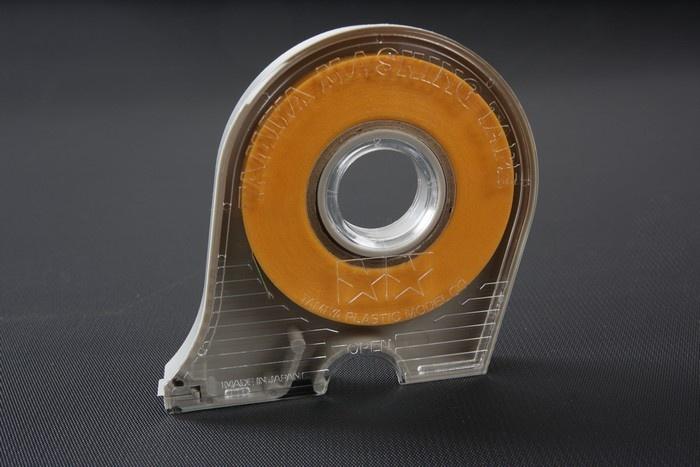 Tamiya Masking Tape 6mm - Tamiya - TAM87030