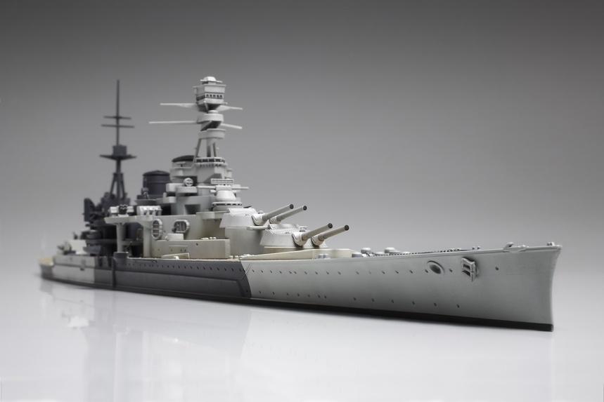 Tamiya British Battle Cruiser Repulse - Scale 1/700 - Tamiya - TAM31617