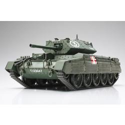 British Crusader Mk III/VI Cruiser Tank - Scale 1/48 - Tamiya - TAM32555