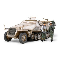Mtl.Spw.Sd.Kfz 251/1 Ausf.D - Scale 1/48 - Tamiya - TAM32564