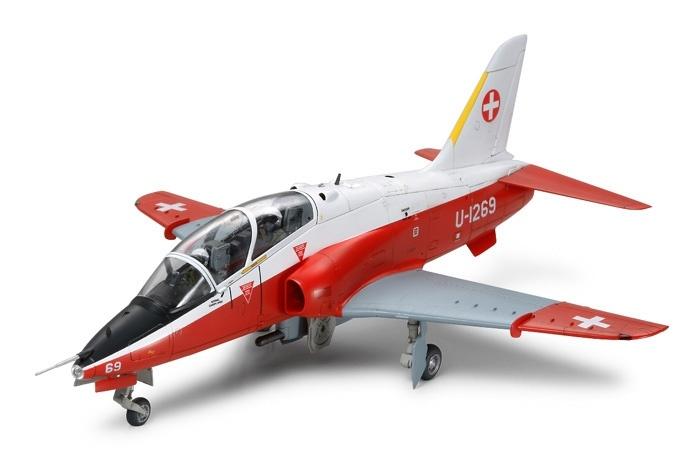 Tamiya Hawk Mk.66 Swiss Air Force - Scale 1/48 - Tamiya - TAM89784
