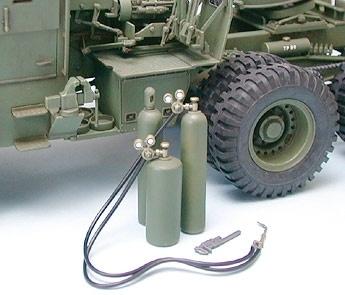 Tamiya M26 Armored Tank Recovery Vehicle - Scale 1/35 - Tamiya - TAM35244