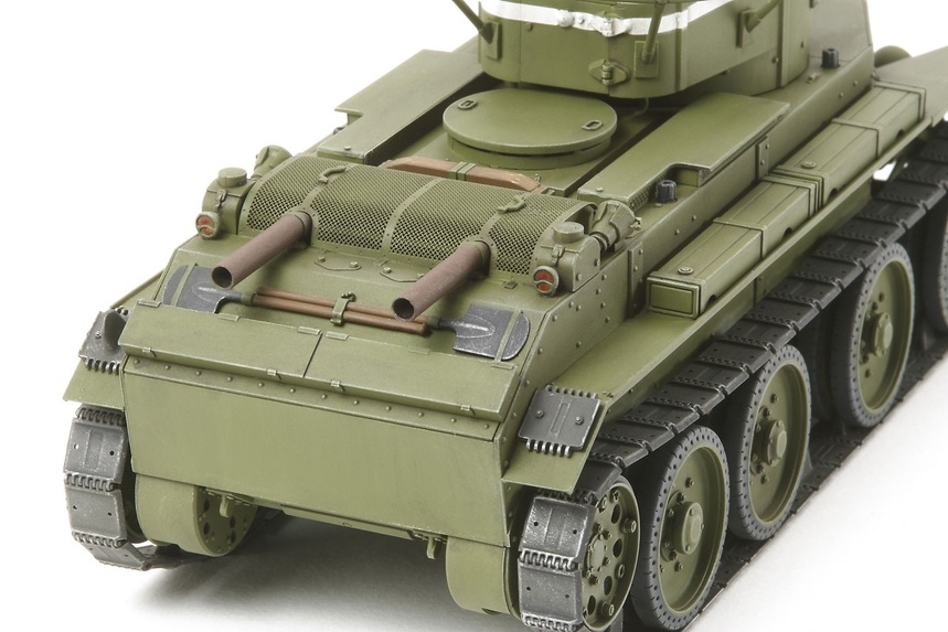 Tamiya Russian Tank BT-7 Model 1935 - Scale 1/35 - Tamiya - TAM35309