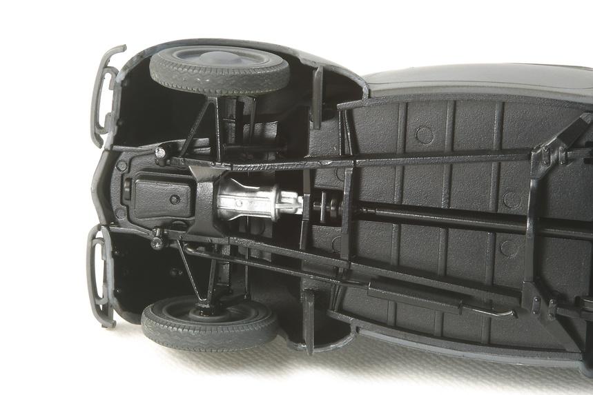Tamiya Simca 5 Staff Car - German Army - Scale 1/35 - Tamiya - TAM35321