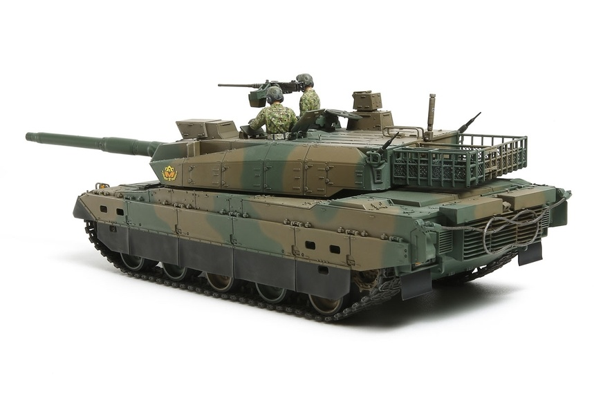 Tamiya Jgsdf Type 10 Tank - Scale 1/35 - Tamiya - TAM35329
