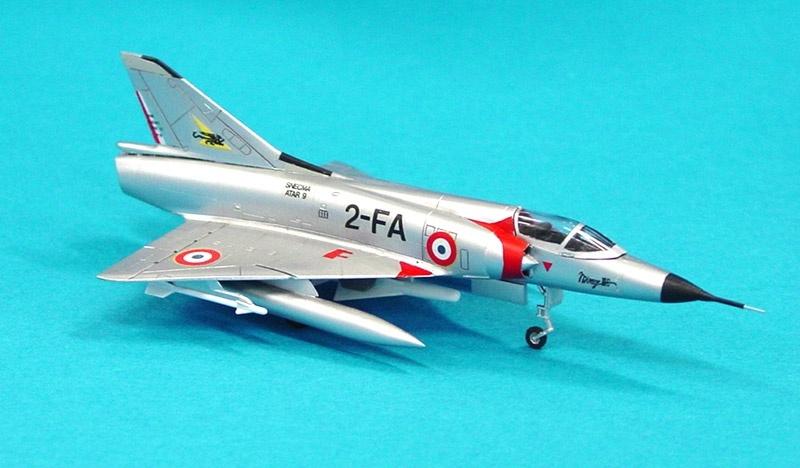Tamiya Dassault Mirage III C - Scale 1/100 - Tamiya - TAM61603