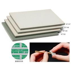 Sanding Sponge Sheet - 400 - Tamiya - TAM87147