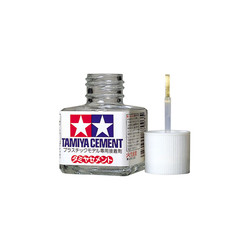 Liquid Cement - 40ml - Tamiya - TAM87003