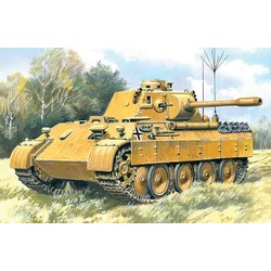Beobachtungs Panzer Panther  - Scale 1/35 - ICM - ICM-35571