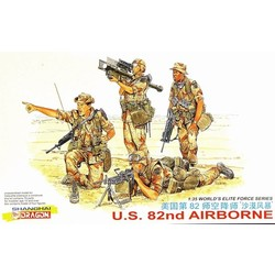 U.S. 82nd Airborne - Scale 1/35 - Dragon - DRN 03006