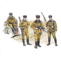 Soviet Motor Rifle Troops - Scale 1/35 - Dragon - DRN 03008