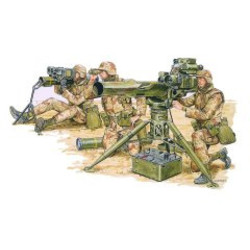 U.S. Anti-Tank Team - Scale 1/35 - Dragon - DRN 03012