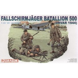 SS-Falschirmjager - Scale 1/35 - Dragon - DRN 06145