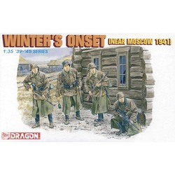 Winters Onset (Near Moscow 1941) - Scale 1/35 - Dragon - DRN 06162