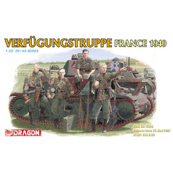 Das Reich Division (France 1940) - Scale 1/35 - Dragon - DRN 06309