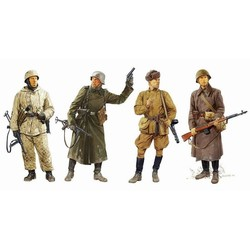 Ostfront Winter Combatants 1942-43 - Scale 1/35 - Dragon - DRN 06652