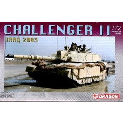 Challenger 2 (Iraq 2003) - Scale 1/72 - Dragon - DRN 07228